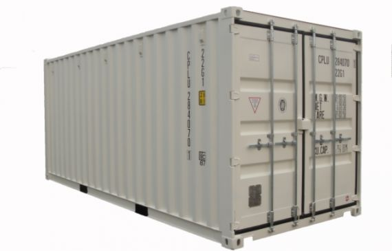 20ft Verhuiscontainer